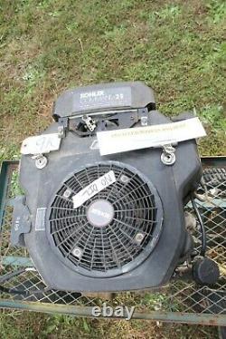 Kohler Command Twin 25 HP Vertical Shaft Engine Motor Cv730S John Deere G100