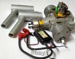 Mac Minarelli AvioMac 2000 85cc Twin Cylinder Gasoline Airplane Engine