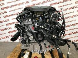 Maserati Levante Sq4 2018 3.0 V6 F160 Twin Turbo Complete Petrol Engine