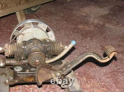 Maytag Twin Cylinder 72-D Gas Engine Motor Wringer Washer Running Motor