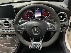 Mercedes Benz C63s W205 AMG M177 V8 Twin Turbo Engine 4lt Complete 67,687kms