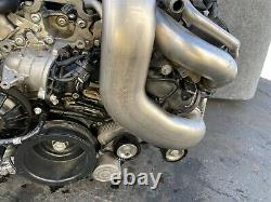 Mercedes R231 Sl550 M278 4.6l Complete Twin Turbo Engine Motor Assembly 49k Oem