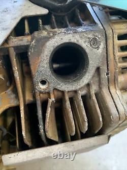 Mtd Briggs & Stratton 18hp Twin Cylinder Good Running Engine Motor 422707