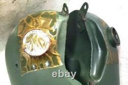 NOS 1940-1946 UL Gas Tanks Big Twin Knucklehead EL Head Frame Engine FL Cam y705