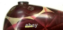 NOS 1940-1946 UL Left Gas Tanks Big Twin Knucklehead EL Head Frame Engine y948