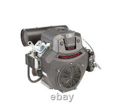 New 22 HP (670cc) V Twin Horizontal Shaft Gas Engine Go Kart Mower Water Pumps