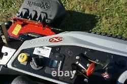 New Exmark Radius E 52 Zero Turn Mower, 708 V Twin Gas Engine, Hydro, Unibody