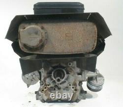 OEM Briggs Stratton 16 HP Engine 303447-1222-E1 Horizontal Shaft vanguard VTwin