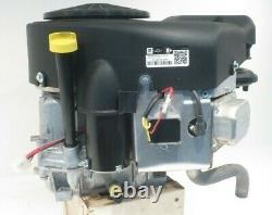 OEM Briggs Stratton 24 HP VERTICAL SHAFT V-TWIN INTEK ENGINE 44N877-0003-G1