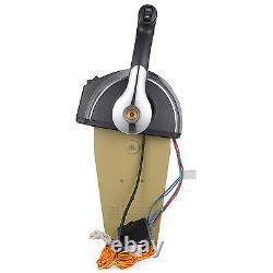 Outboard Remote Control For Mercury Dual Engine Gasoline Binnacle Twin Engine