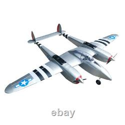 P-38-2300 90inch Lightning Flighter Scale Balsa RC Plane Twin Engines Gas Model