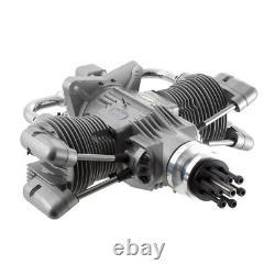 SAITO FG-100TS Twin Cylinder Engine GALAXY RC