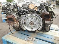 SUBARU LEGACY 2.0L DOHC Twin Turbo Boxer Engine BH JDM EJ20R EJ206 EJ208 EJ20TT