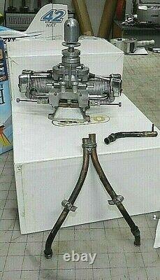 Saito 182t SAIE182TD four stroke twin Nitro engine