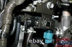 TOYOTA ARISTO 3.0L TWIN TURBO VVTi ENGINE TRANS ECU FREE SHIPPING JDM 2JZ-GTE #3
