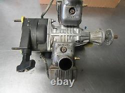 Tartan Twin 77 Engine Glow Gas Engine Pull start Spinner Great compression 44 cc