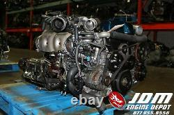 Toyota Aristo Supra Twin Turbo Vvti Engine Trans Loom Ecu Jdm 2jzgte 2jz 0592429