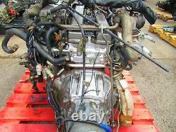 Toyota Supra 1jzgte Non Vvti Engine 1jzgtte Twin Turbo Front Sump Motor 1jz-gt