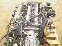 Toyota Supra 1jzgte Non Vvti Engine 1jzgtte Twin Turbo Rear Sump Motor Soarer
