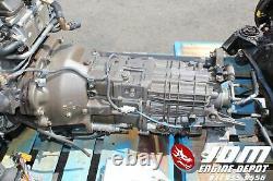 Toyota Supra Twin Turbo Vvti Engine 6spd Trans Loom Ecu Jdm 2jzgte 2jz 0706942