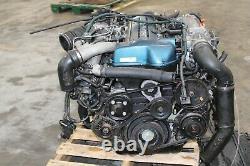 Toyota Supra Twin Turbo Vvti Engine Only Jdm 2jzgte 2jz
