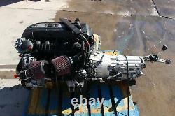Tuned BMW E90 E92 E93 E82 N54 335i 135 Twin Turbo 3.0L Engine/Motor Dropout