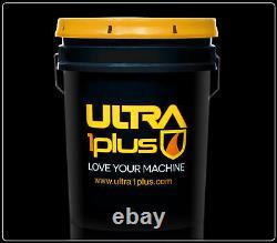 Ultra1Plus 20W50 Full Synthetic Motorcycle Engine Oil V-Twin 4T API SJ JASO MA2