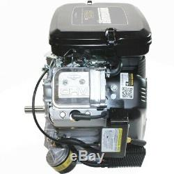 Vanguard Commercial Briggs 23HP V-Twin E. S. Engine 386447-3079-G1 1 NOW BLACK
