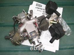 Zenoah G740BPU 74cc Twin Gasoline Engine 100% NEW IN BOX