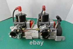 Zenoah Modified Engine 50.8cc Inline Twin g260PUM Walbro WT 257 large Scale Boat